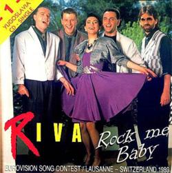 """""""Rock Me Baby"""". 1989 Eurosong winner"""
