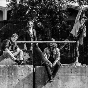 MRFY band photo