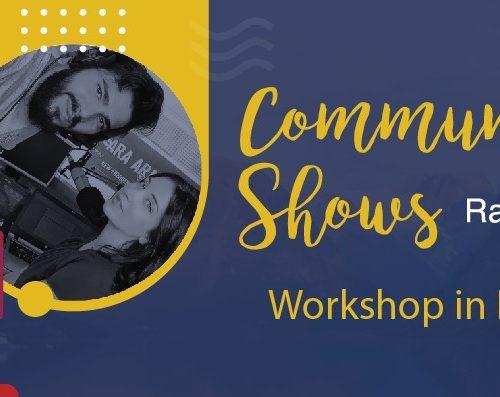 Community Show Workshops